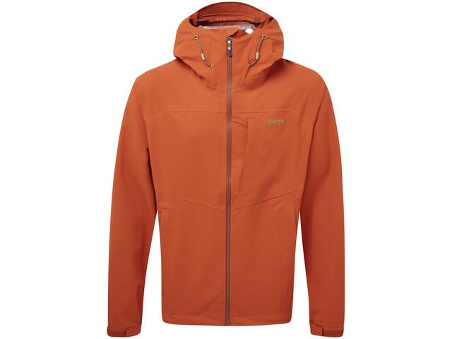 Sherpa Pumori Jacket Men teej orange